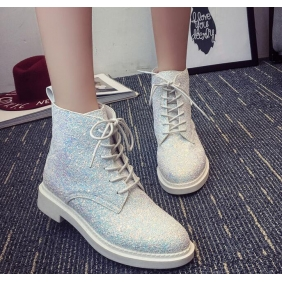 Wholesale Fashion boots J90614 Silver