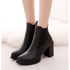 Wholesale Fashion boots J90623 Black