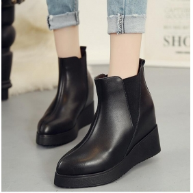 Wholesale Fashion boots J90625 Black