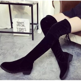 Wholesale Fashion boots J90627 Black