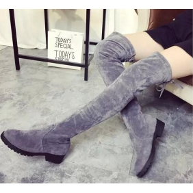 Wholesale Fashion boots J90627 Gray