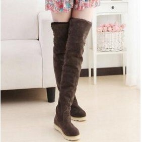 Wholesale Fashion boots J90628 Brown