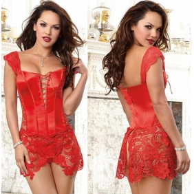 Wholesale Fashion corset 591B