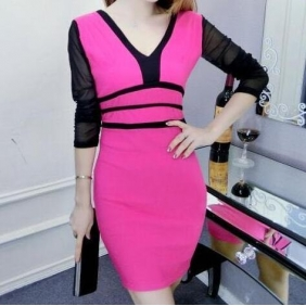 Wholesale Fashion dress A15685