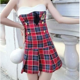 Wholesale Fashion dress A15687