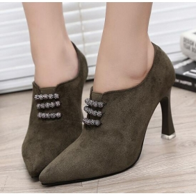 Wholesale Fashion boots J90678 Green