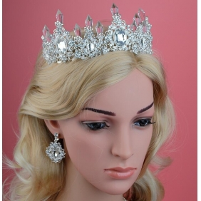 Wholesale Hair accessories with earing F10097
