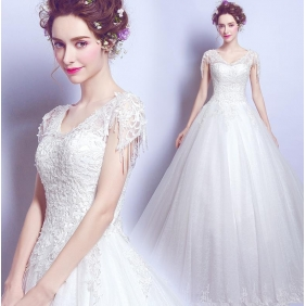 Wholesale Fashion wedding dress 35257