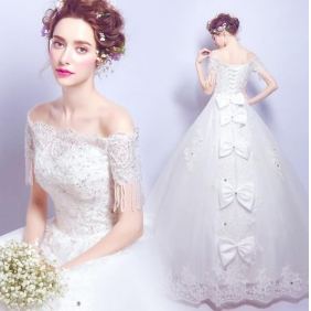 Wholesale Fashion wedding dress 35260