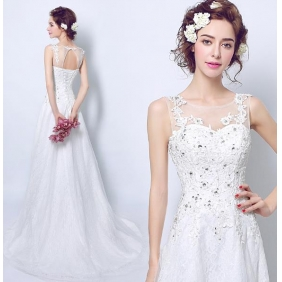 Wholesale Fashion wedding dress 35274