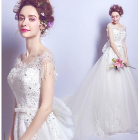 Wholesale Fashion wedding dress 35277