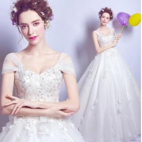 Wholesale Fashion wedding dress 35278