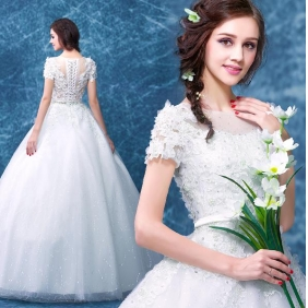 Wholesale Fashion wedding dress 35280