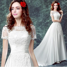 Wholesale Fashion wedding dress 35284