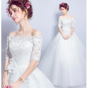 Wholesale Fashion wedding dress 35285