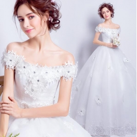 Wholesale Wedding dress 35296
