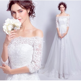 Wholesale Wedding dress 35302