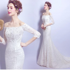 Wholesale Wedding dress 35304
