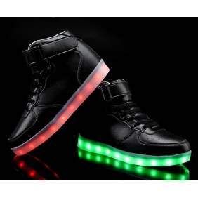 Wholesale Sport shoes with the light J91149 Black