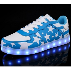 Wholesale Sport shoes with the light J91152 Light blue