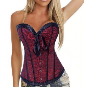 Wholesale Fashion corset 541B
