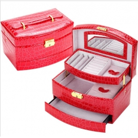 Wholesale Jewelry box  SH1007
