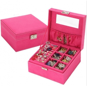 Wholesale Jewelry box SH1011