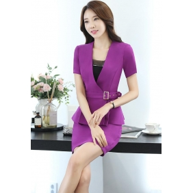 Wholesale Fashion 2-piece set dress S2190