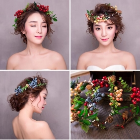 Wholesale Hair accessories F10127