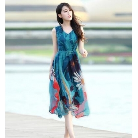 Wholesale Fashion dress B3548
