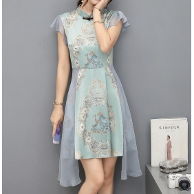 Wholesale Fashion dress B3550