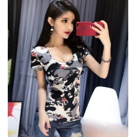Wholesale Fashion T-shirt A16868
