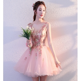 Wholesale Fashion mini prom dress 50608