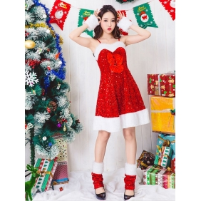 Wholesale Christmas costumes SD2063