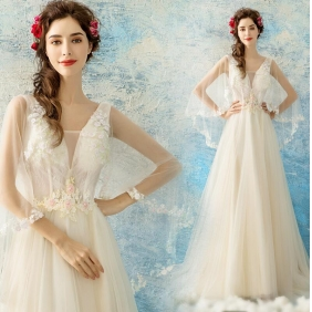 Wholesale Fashion long prom dress 50610