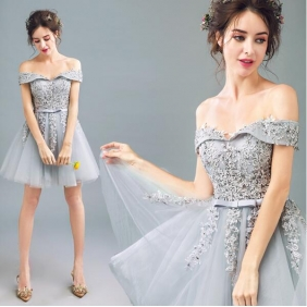 Wholesale Fashion mni prom dress 50624
