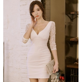 Wholesale Fashion dress K3720