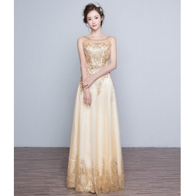 Wholesale Fashion long prom dress 50639
