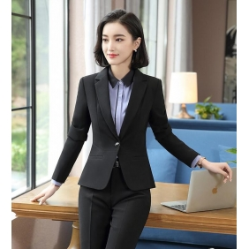 Wholesale 3-piece set office suit S2220