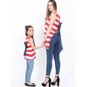 Wholesale Parent-child blouse AU1084 Woman