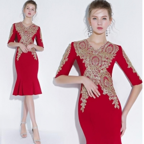 Wholesale Fashion mini prom dress 50688