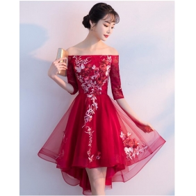 Wholesale Fashion mini prom dress 50712