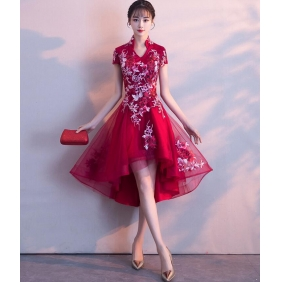 Wholesale Fashion mini prom dress 50713