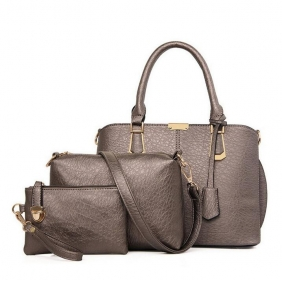 Wholesale 3-Piece set bags 19524