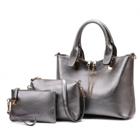 Wholesale 3-Piece set bags 19525