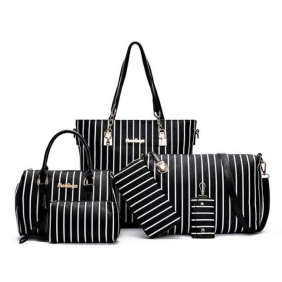 Wholesale 6-Piece set bags 19527