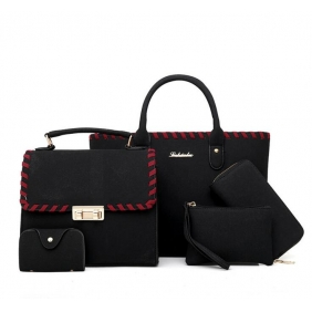 Wholesale 5-Piece set bags 19532