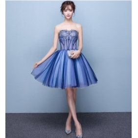 Wholesale Fashion mini prom dress 50735