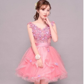 Wholesale Fashion mini prom dress 50746