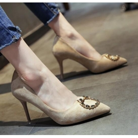 Wholesale Fashion high heels J93349
